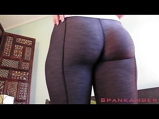 Amber dawn xxx yoga pants