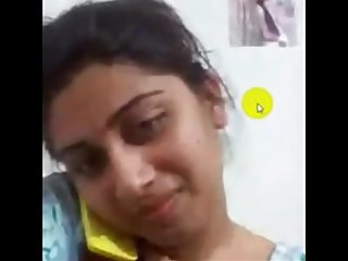 Desi collage girl masturbation on skype for her boyfriend