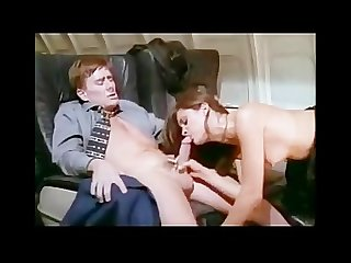Airplane sex