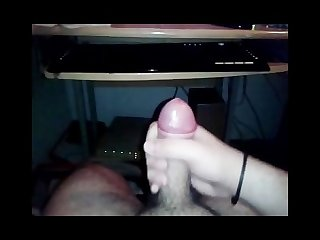 Myself at home masturbating good blast 3 3