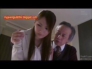 Saving her husband S job jav English subtitle