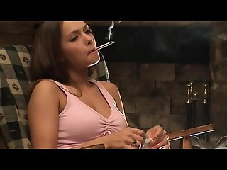 Southern style girls club 5 fully clothed no sex smoking fetish