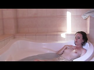 Fun in the bathtube masturbation hd