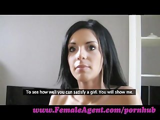Femaleagent an agents perspective