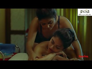 Naina ganguly and saayoni ghosh lesbian sex scene of charitraheen web serie
