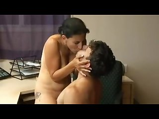 Super mature mom make a sweet sex milf hot videos old vs young