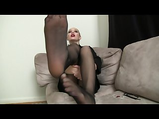 Saras new assistant foot slave hypnosis