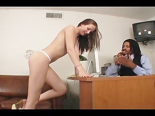 Black Dick in Daddy\'s Daughter 4 - Scene 3
