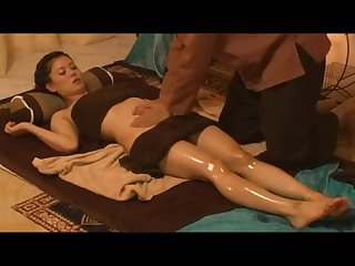 Thai massage horny slut teased leaking lots nhdta 319 scene 2