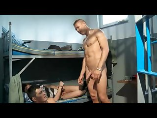 Greg centuri jordan fox in prison camp 2 french porn