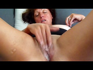 Dirty talking wife fantasy fucked by a big hard cock