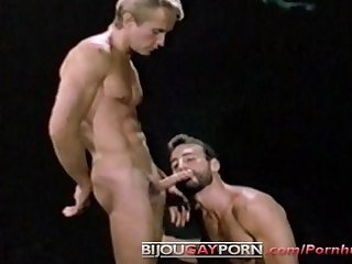 Al parker and rydar hanson in head trips 1984