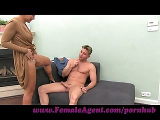 Femaleagent i need to test your cock