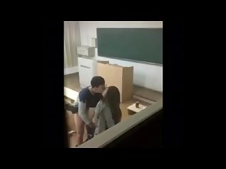 Chinese student fucking in school teacher caught student red handed