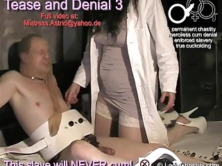 Chastity tease and denial 3 trailer