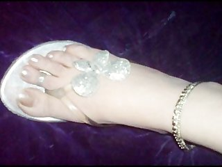Hot pics of feet of south asian muslim or paki begums and women