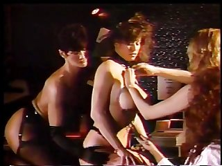 Leather bound dykes from hell 2 scene 3
