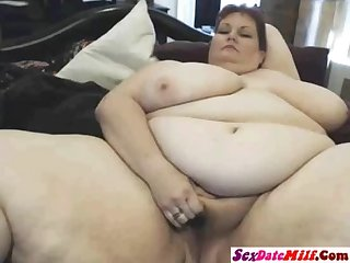 Webcam amateur bbw