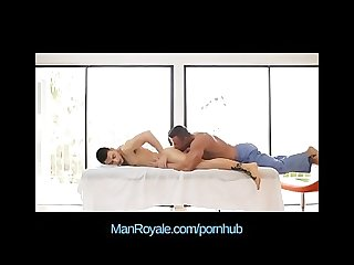 Manroyale masseur stretches every hole