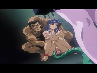 Petite Anime Futanari tentacle sex