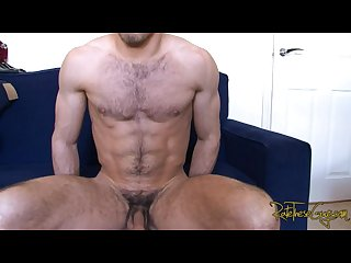 Portuguese stud fingering himself