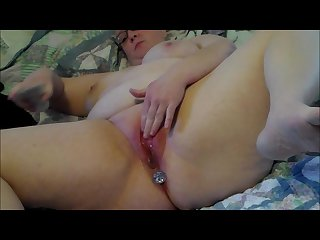 Alayne Lost butt plug video