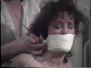 30 yrs old and still the best hogtie ever she was in agony just look