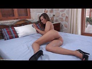 Suzie carina anal toy