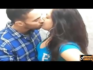 Indian lover first time first kiss