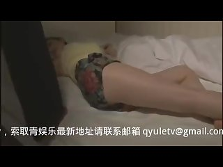 Cute japenese girl fucked while Sleeping