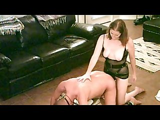 Neighbors daughter dominating the guy next door whipping and pegging