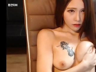 Korean traditional clothing striptease webcam