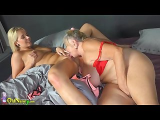 Blonde girls with pink vibrator and big boobs compilation by oldnanny