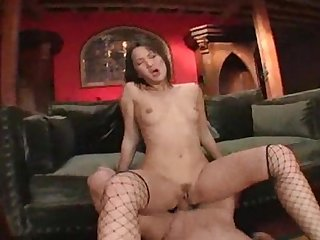 Hot anal with asian pornstar
