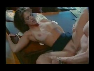 Racquel darrian secretary teases and fucks her boss
