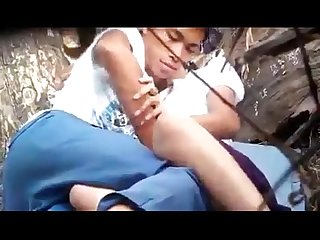 Myanmar spying young couple outdoor sex 7
