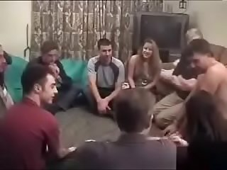 Homemade swingers initiation