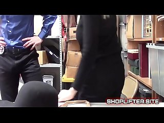 Case No 5584216 Shoplyfter Samantha Hayes, Erica Lauren, Mike Mancini