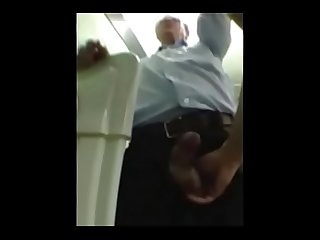 Grandpa Toilet fun