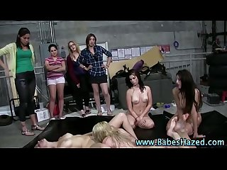 Slutty teen college lesbians