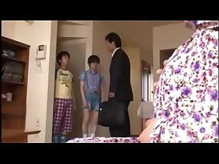 Jav son fuck mom sex family
