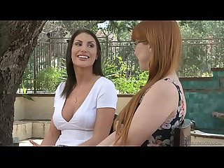 Penny Pax is the luckiest girl! w/ August Ames