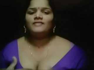 Indian maid flash to me