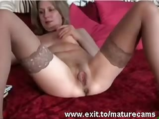 My wet pussy on webcam iris 42 years