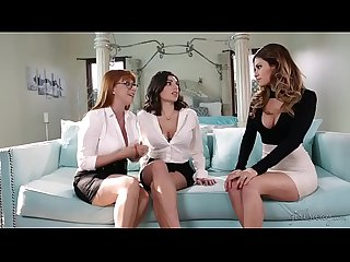 You re a lesbian quest prove it period penny pax comma vanessa veracruz and darcie dolce