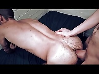 Huge dick gives bare hole a deep dicking baresexyboys com