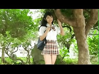 Japanese teen takes off school uniform y hott cam asians y