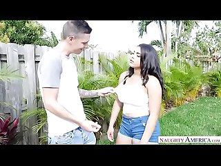 Nowwatchtvlive org exotic looking brunette gets pounded in the kitchen Movie tyler steel