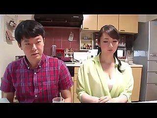 Asian Milf Stepmom Fucked By Stepson After Dinner- http://stepfamilyxxx.com