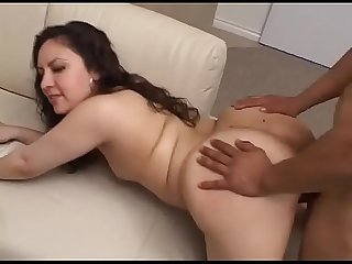 Slutty brazilian milf slammed by two younger boys Vol. 14